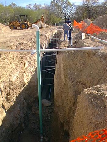 Espada Sewer Project